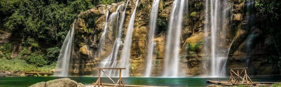 Tinuy-an Waterfalls of Bislig