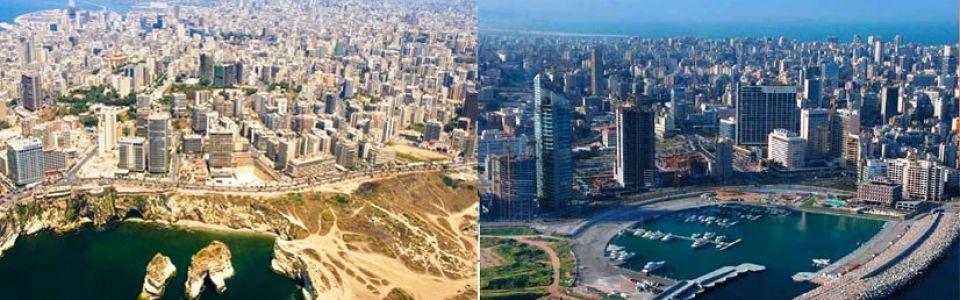 Beirut Overview Marina