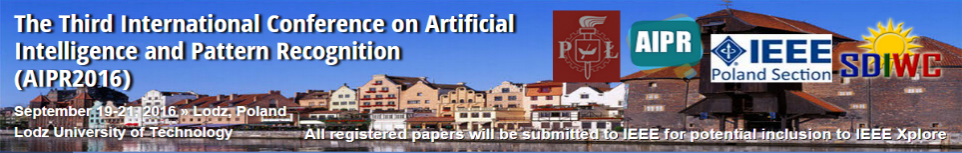 The Third International Conference on Artificial Intelligence and Pattern Recognition