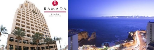 The Ramada Plaza Beirut