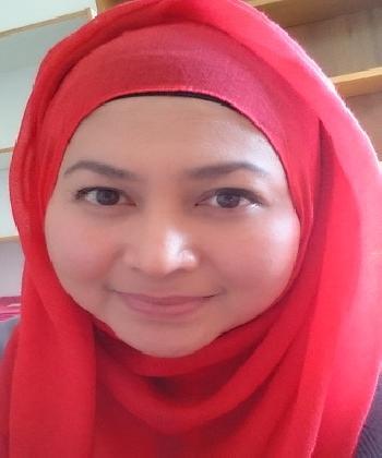 Miss Laiha Mat Kiah