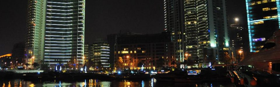 Zaituna Bay, Downtown Beirut, Lebanon
