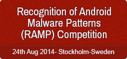 Recognition of Android Malware Patterns (RAMP) Competition or RAMP Competition